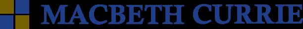 Macbeth Currie Logo